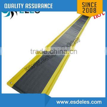 Yellow black EVA esd antistatic anti-static anti fatigue anti-slip  anti-fatigue foam floor mat mats