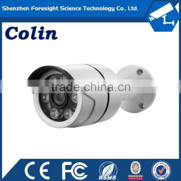 CE Rohs FCC Wholesale outdoor weatherproof/waterproof 720p ahd camera with low price