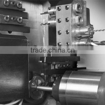 BS203 BS205 China Yixing CNC lathe machine price Double-spindle High Precision cnc Lathe