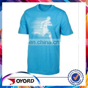 Sublimation dry fit mens marathon running shirts