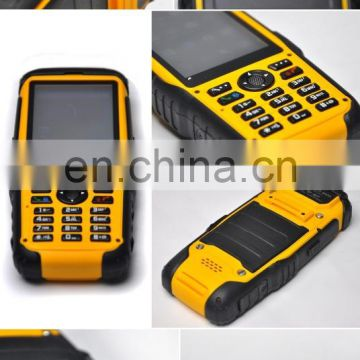 3.5inch Android 4.1 mobile rugged handheld barcode scanner pda