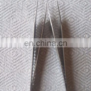 Adson Tissue Forceps Surgical Thumb Tweezers Tip 12cm