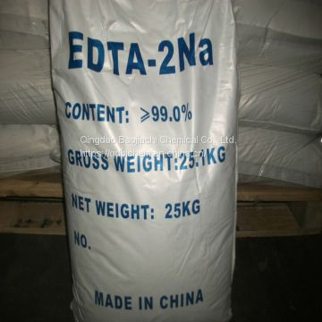 2na EDTA Disodium Salt 99% for industrial Use