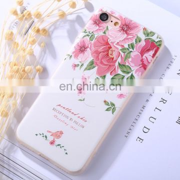 Wholesale factory price design full of or shedding light pattern design phone case For Iphone 7 8