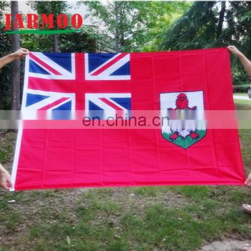 120*180cm advertising flag with customed design logo