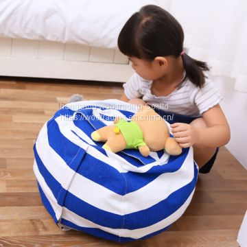 large canvas round storage bag from China factory directly