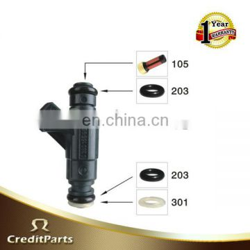 After market fuel injector kits CF-012 includes seal,filter and oring