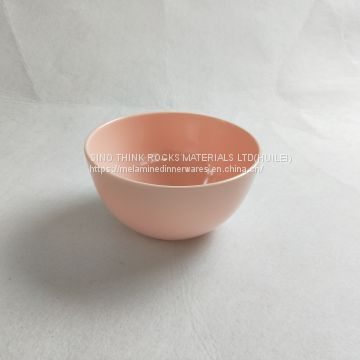 melamine dinner bowl salad bowl