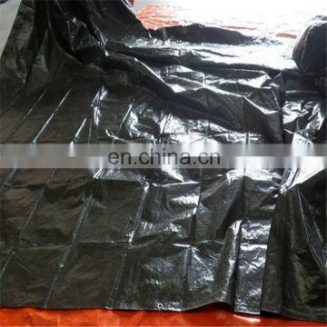 Dry Top Super Heavy Duty Black Poly Truck Tarp