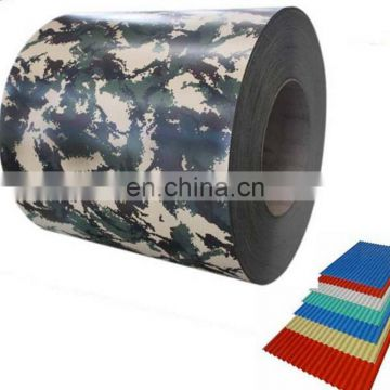 Color Coated Cold Rolled Prepainted Galvanized Steel Coil PPGI