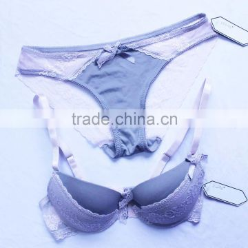 7a1acc4c5d OEM underwear fancy girl bra and panties with lace sexy ladies bra set ...