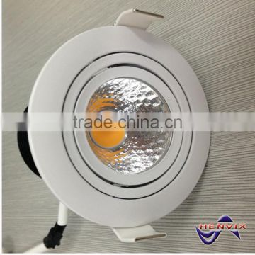 EMC approval CREE chip 10w led recessed lighting dimmable
