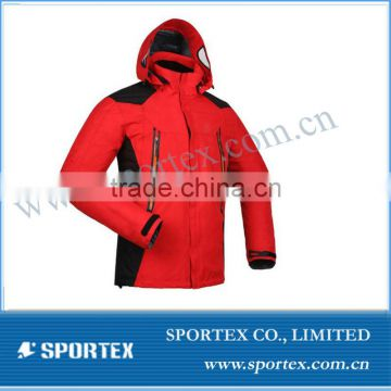 2015 OEM men's ski jacket, snowboard jacket, ski clothing