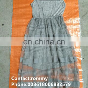 lowest price second hand clothing export to market