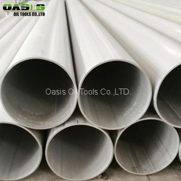 Factory Manufacturer ASTM Seamless 304 Stainless Steel Well Drilling pipe