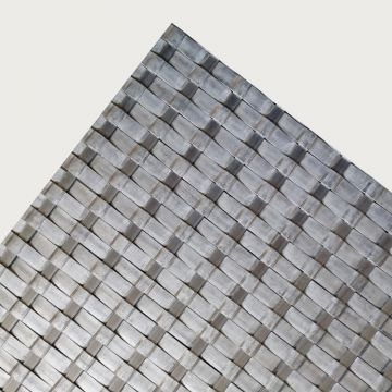XY-0107 Aluminum Flat Woven Metal for fire-proof Ceiling