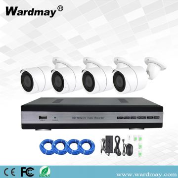 Home Security 4CH 5.0MP CCTV Poe NVR Kits IP Camera System From CCTV Cameras Suppliers