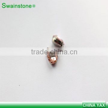 0421L popular wholesale acrylic stone with claw, hot sales acrylic stone with claw, claw acrylic stone for jewelry