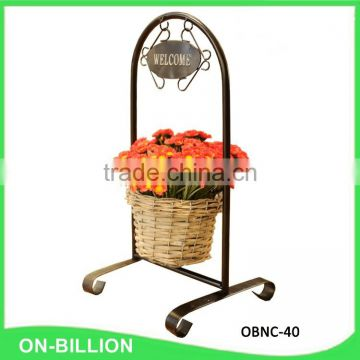 Wholesale quality cute decorative flower baskets