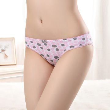 n Meng Ni Sexy Underwear Hot Sale Women Pants Cotton Printing Stock Lingerie For Women