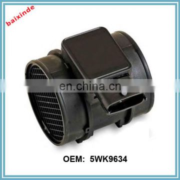 Auto parts Mass Air Flow Sensor Meter for Vauxhall Opel Signum Vectra C Zafira B 2.2 5WK9634 5WK9634Z 24404016 836595