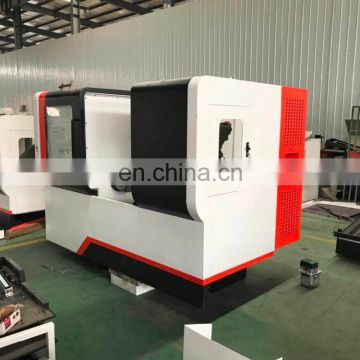 High performance single spindle automatic lathe /Slant Bed CNC Lathe With C Axis/cnc turning