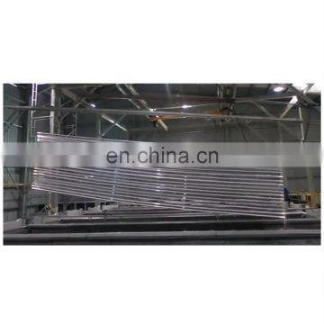 Automatic powder coating production line machine for aluminum windows and doors
