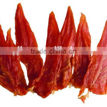 free additive dry chicken jerky natural pet food organic dog snack healthy dog treats                                                                         Quality Choice