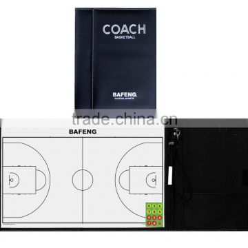 Coaching Board for Referee Use in Basketball Game Training