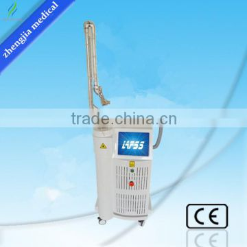 Acne Scar Removal Newest Style Yag Fractional Laser Machine / 40w Private Yag Laser CO2 Fractional Laser Machine FDA Approved Carboxytherapy