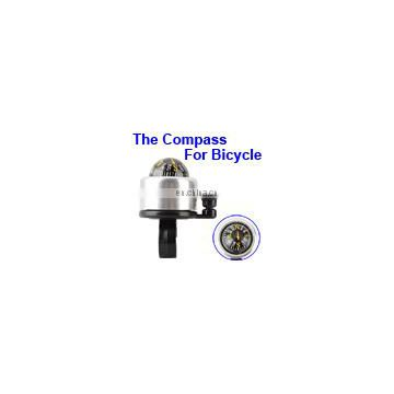 Rotating Dial Compass Especially Designed for Bicycle