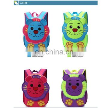 China confortable fabricJapanese impact kids school bag