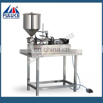 FLK CE Small volume oil filling machines for sale