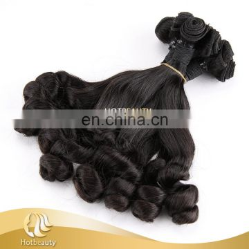 Wholesale Virgin Hair Vendors 100% Funmi Spring Curl Human Hair Extension