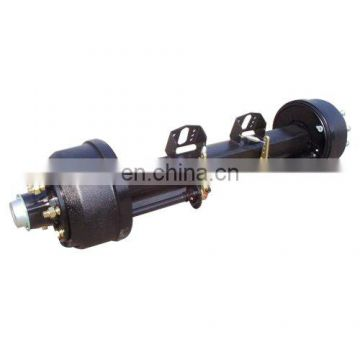 English type trailer axle13 ton with JAP stud manufacturer