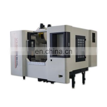 Taiwan Spindle CNC Bed Type Milling Small Machine