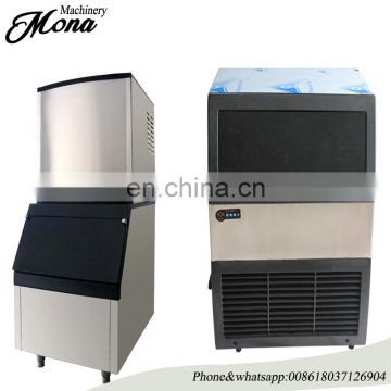 Full Automatic Cube Ice Machine/Ice Maker for Automatic wine shop for evaporator