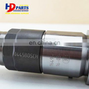 6D107 QSB6.7 Diesel Engine Injector 0445120059 Excavator Spare Parts
