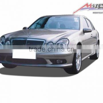 Body kit for Benz-2003-2006-E Class-W211-AMG