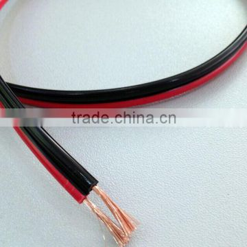 2X1.0mm2; 2X1.5mm2; 2X2.0mm2; 2X2.5mm2; Parallel Twin Flat Wire ...