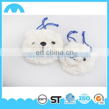 plush toy bag bear