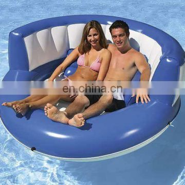 Inflatable Big Round Shape Sofa