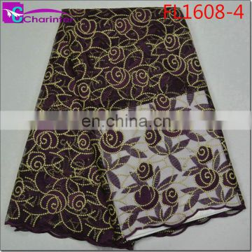 Charinter sale well african french lace fabrics FL1608