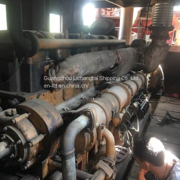 Sale: Cutter Suction Dredger with 12cm diameter Pipe
