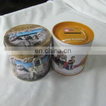 Decorative Tin Cans