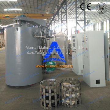45KW Ammonia Nitriding Furnace With Automatic Pressure Control