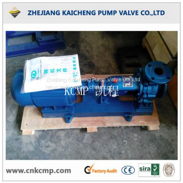 IS0 2858 Horizontal Surface Pump