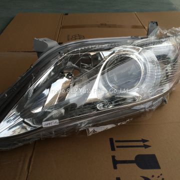NEW 2010 2011 FITS TOYOTA CAMRY FRONT LEFT HEAD LAMP LENS AND HOUSING TO2502191