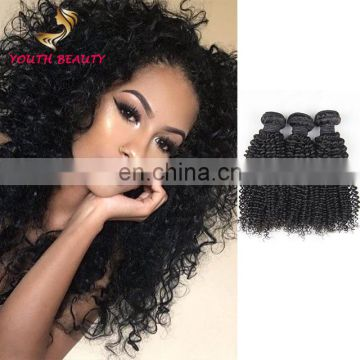 New arrival 100% Malaysian human virgin 9A grade hair weaving in kinky curly raw unprocessed hair