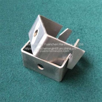 Nonstandard Stainless Steel Clamp Plate Parts